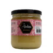 Baļlas z/s, krēmveida āboliņa medus, 500g stikla burciņā