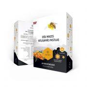 Bee Bite, bišu maizes pastilas ar smiltsērkšķu garšu, 75g