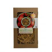Siera ražotne, mājas nūdelītes ar kaltētiem tomātiem, 200 g brūnā kastē