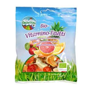 Želejes konfektes ar C vitamīnu