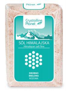 Himalaju rozā, smalkā sāls, 600g