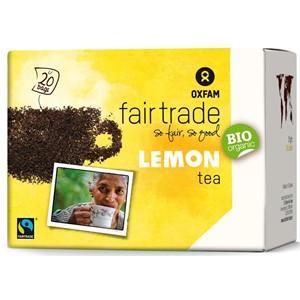 citronu melnā tēja