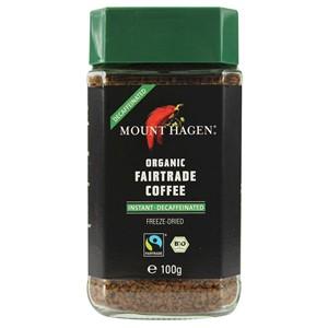 mount hagen bez kofeīna kafija