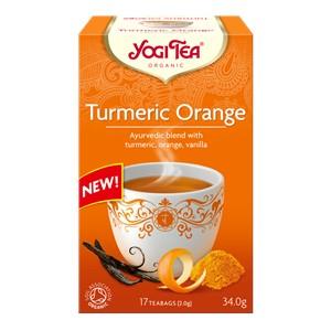 yogi tēja apelsīnu