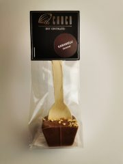 Choco šokolāde, Šokolādes dzēriens ar karamelēm, 50g