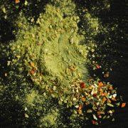 Manas Garšas, garšu buķete zaļajam smēriņam