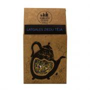 Kurmīši Z/S, Latgales ziedu tēja, BIO, 40g brūnā paciņā