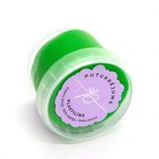 Putukrējums, spilgti zaļš plastilīns, 150g