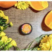 Dabas pērle, lūpu balzāms - apelsīnu, 15ml