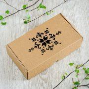 "Dāvanu kaste, ""LV zīme"", (230x127x60mm)"