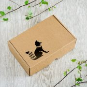 """Dāvanu kaste, """"Lapsa"""", (135x90x30mm)"""
