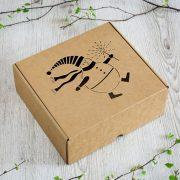 "Dāvanu kaste, ""Rūķis"", (257x234x60mm)"