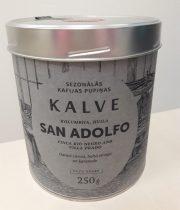 Kalve coffee, San Adolfo kafijas pupiņas, 250g