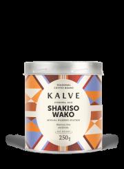 Kalve coffee, Shakiso Wako kafijas pupiņas, 250g