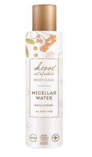 Kiwi cosmetics, micelārais ūdens - ogu kokteilis, 150ml