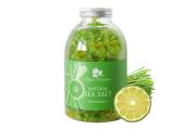 Yani Cosmetics, jūras sāls ar citronzāles aromātu, 500g