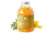 Yani Cosmetics, Jūras sāls ar mimozas aromātu, 500g