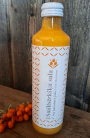 Amberfarm, smiltsērkšķu sula, koncentrāts, 250ml