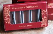 Amberfarm, smiltsērkšķu marmelāde piena šokolādē, 175g