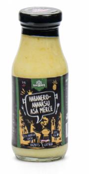 Oak'a BBQ, habanero - ananāsu asā mērce, 210g