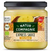 Natur Compagnie, BIO karija mērce ar ananāsiem, 325ml