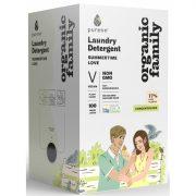 Purenn veļas mazgāšanas līdzeklis ar krāsainai veļai ar kliņģerīti 3l baltā kastē