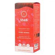 Khadi, sarkana matu krāsa, 100g