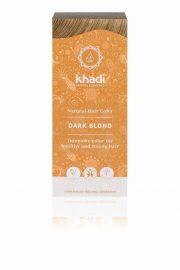 Khadi, matu krāsa, dark blond, 100g