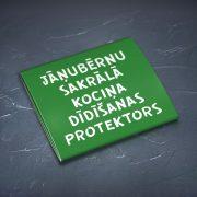 Prezervatīvi, ar tekstu - Jāņu bērnu sakrālā kociņa dīdīšanas protektors