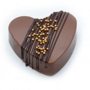 R-chocolate piena šokolādes sirsniņa