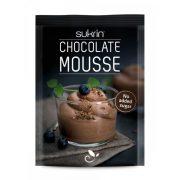 sukrin šokolādes muss maisījums 85g tumši brūnā paciņā