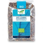 Bio Planet melnie pilngraudu rīsi 400 g