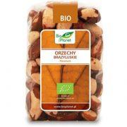 Bio planet brazīlijas rieksti 350 g caurspīdīgā iepakojumā
