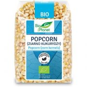 Bio planet kukurūza popkornam 400g