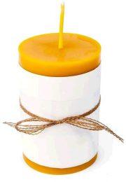 Emīlijas vaska svece lielais cilindrs
