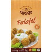 Bauck hof maisījums falafel bumbiņām 160 g dzeltenā kastītē