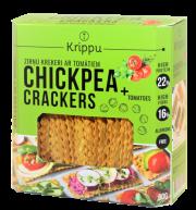 Krippu krekeri ar tomātiem 80 g zaļā kastītē