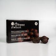 Mītavas čiekurs čiekuru sīrupa trifeles 80 g melnā kastītē