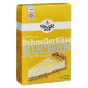 Bauck hof maisījums sierakūkas pagatavošanai 485 g dzeltenā kastītē
