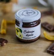 Mētras z/s cidoniju džems ar šokolādi 200 g burciņā