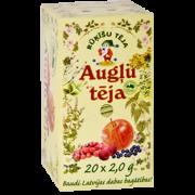 Rūķīšu tēja, augļu tēju asorti paciņās, 20x2g dzeltenā iepakojumā