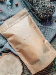 SimMaize, sausais maizes maisījums brūnā paciņā