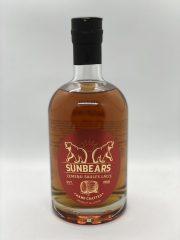 """Saules lācis, stiprs alkoholisks dzēriens """"Zemeņu Saules Lācis"""", alc. 40 tilp.%"""