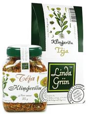 LindaGriin, kliņģerīšu tēja