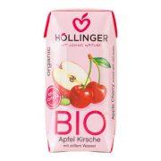 Höllinger, ābolu un ķiršu sulas dzēriens, 200ml kartona paciņā