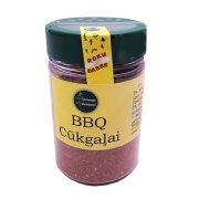 Garšaugu maisījumi, BBQ garšviela cūkgaļai ar jūras sāli, 150g burciņā