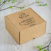 """Dāvanu kaste, """"Tasīte"""", (160x160x90mm)"""