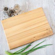 Koka virtuves dēlītis, 380x260mm, Pavārs, Labu apetīti
