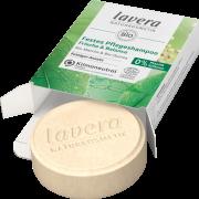 """Lavera, šampūnziepes """"Freshness&Balance"""", 50g zaļā kastītē"""
