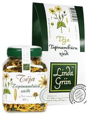 LindaGriin, topinambūra ziedu tēja, 40g